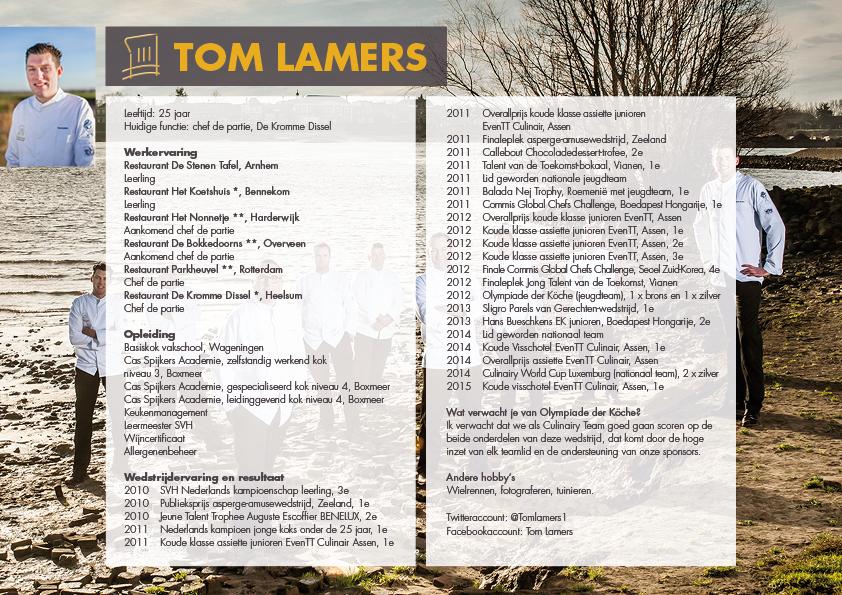 Tom Lamers