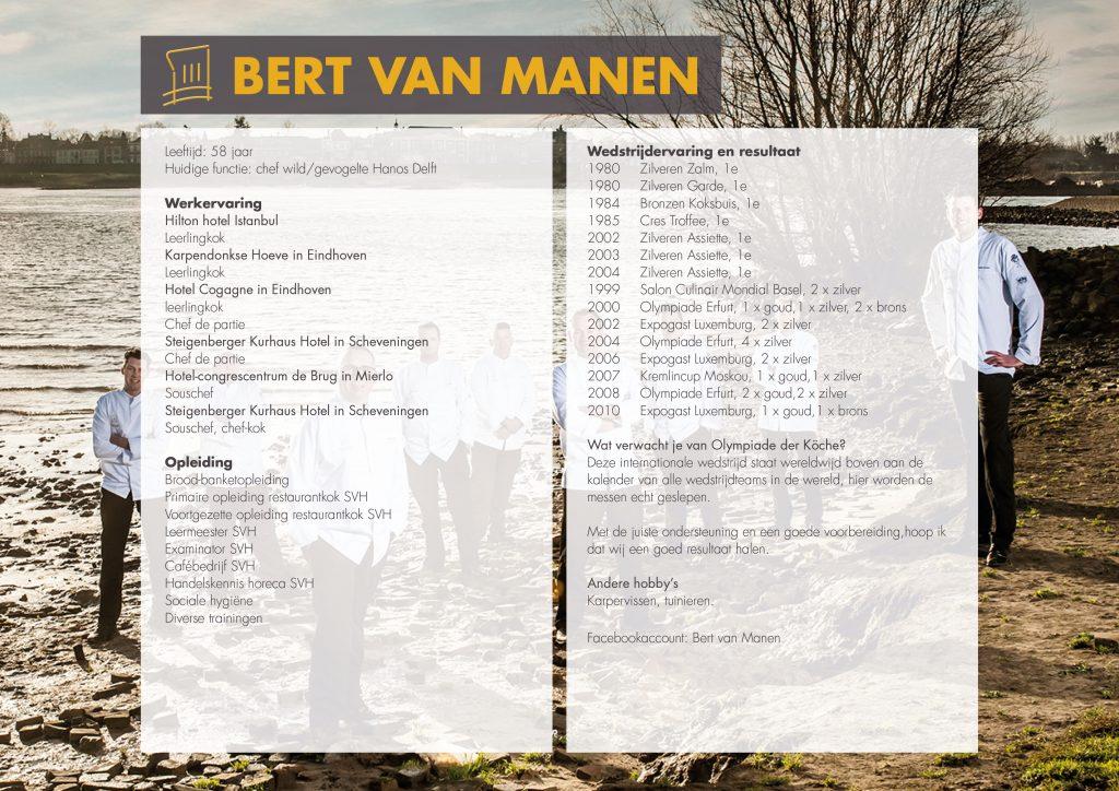 Bert van Manen